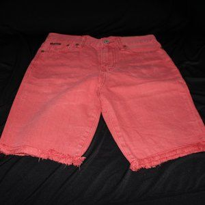 Polo Ralph Lauren Boys Cotton Denim Cutoff Shorts